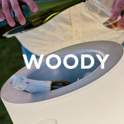 Seau à galce - WOODY-PLAY Bluetooth - Newgarden
