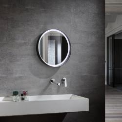 Miroir de salle de bain lumineux LED - BALI