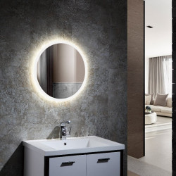 Miroir  LED - CRETA - b-w-p-distribution.com