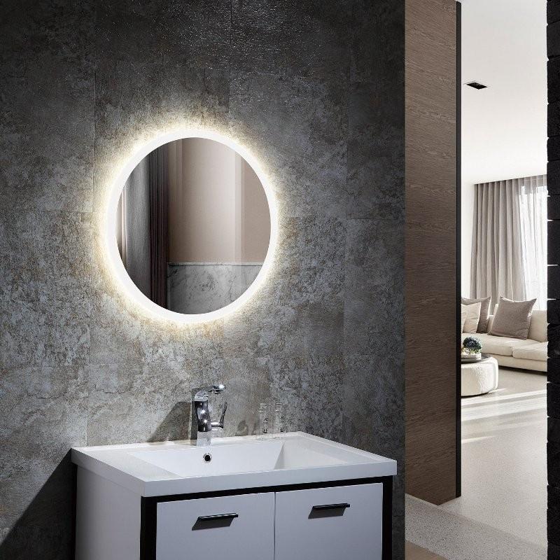 Miroir  LED - CRETA - b-w-p-distribution.com