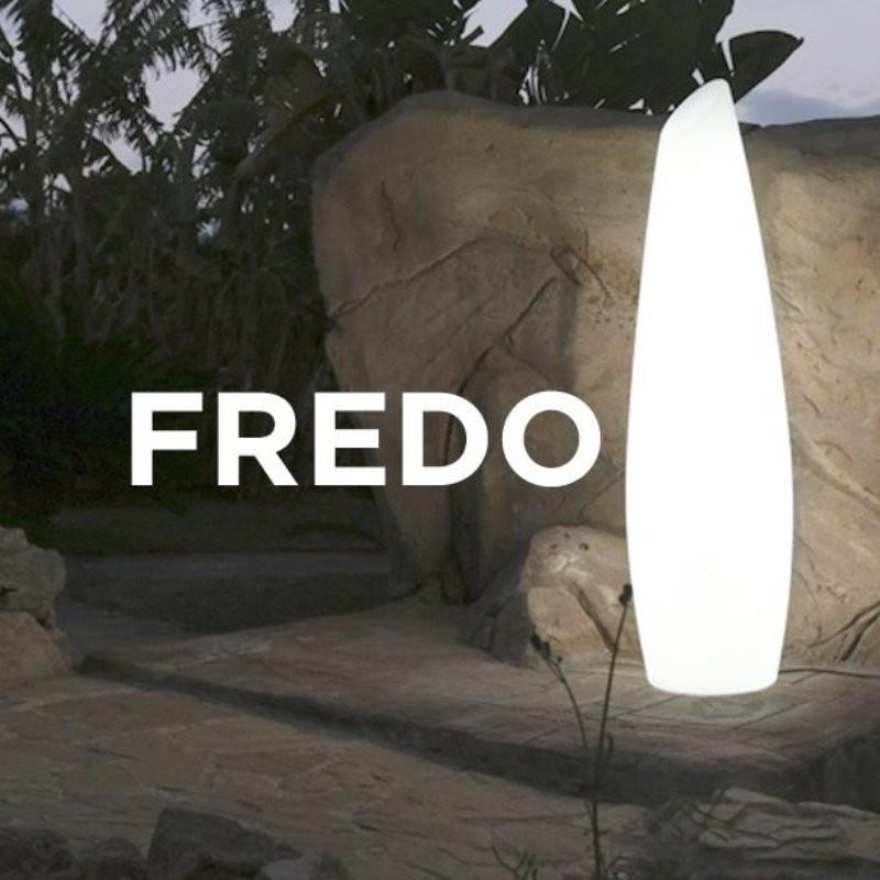 Lampadaire d'extérieur - FREDO - Newgarden
