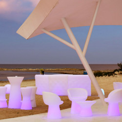 Bar lumineux outdoor - IBIZA - Newgarden