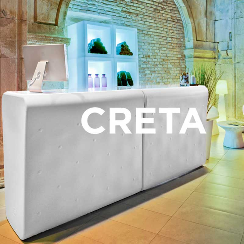 Bar lumineux extérieur - CRETA 120 - Newgarden