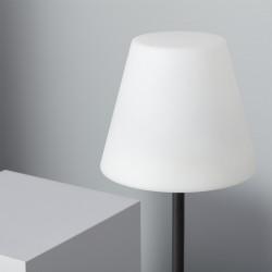 Lampadaire led solaire sur pied - b-w-p-distribution.com