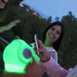 Enceinte Bluetooth Haut-parleur portable sans fil - ROBIN-PLAY - Newgarden