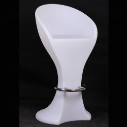 Tabouret de bar lumineux - b-w-p-distribution.com
