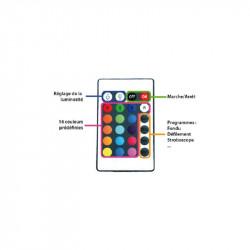 Tabouret de bar lumineux - b-w-p-distribution.com